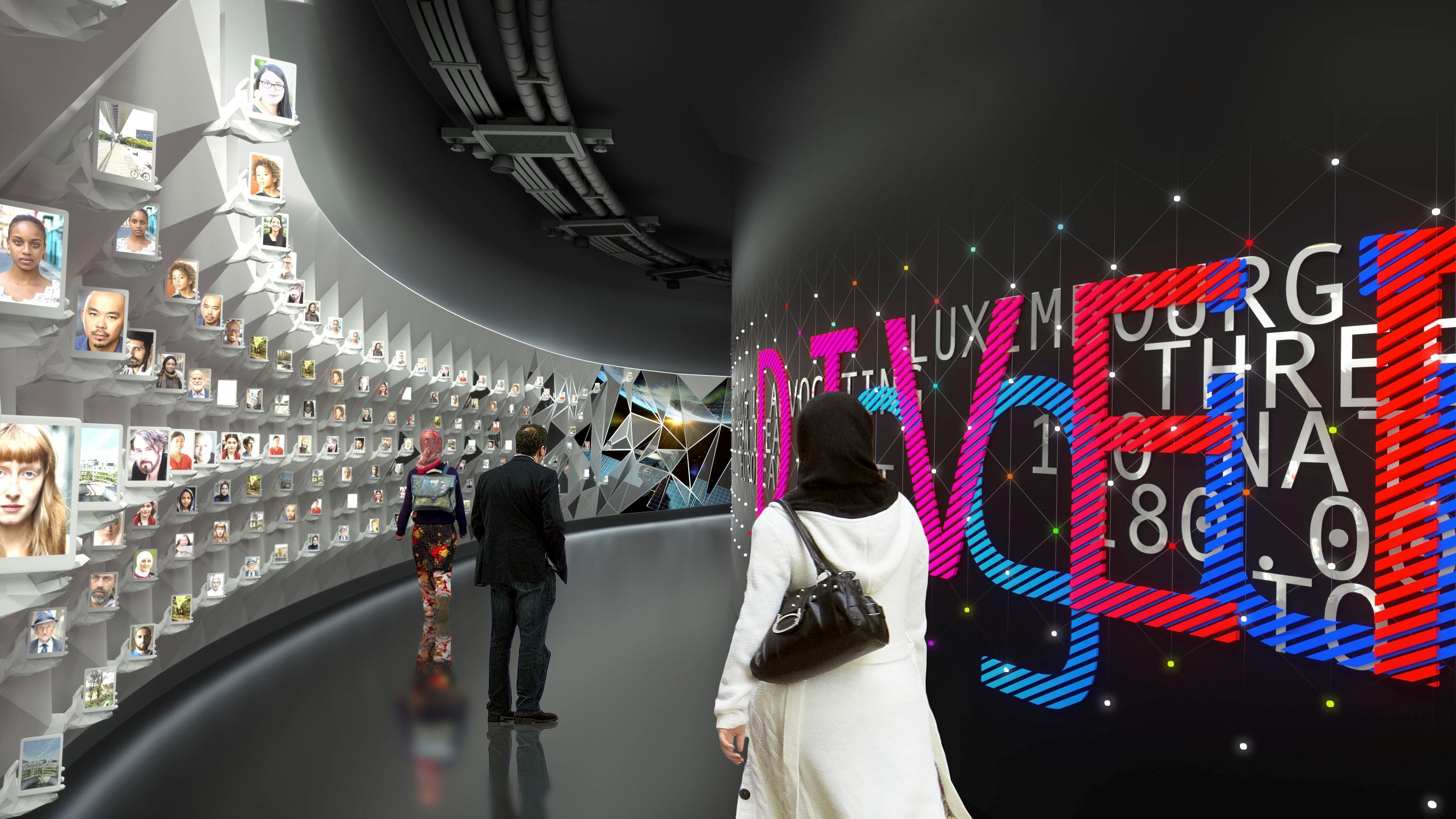 diversity segment pavilion luxemborug expo 2020 dubai