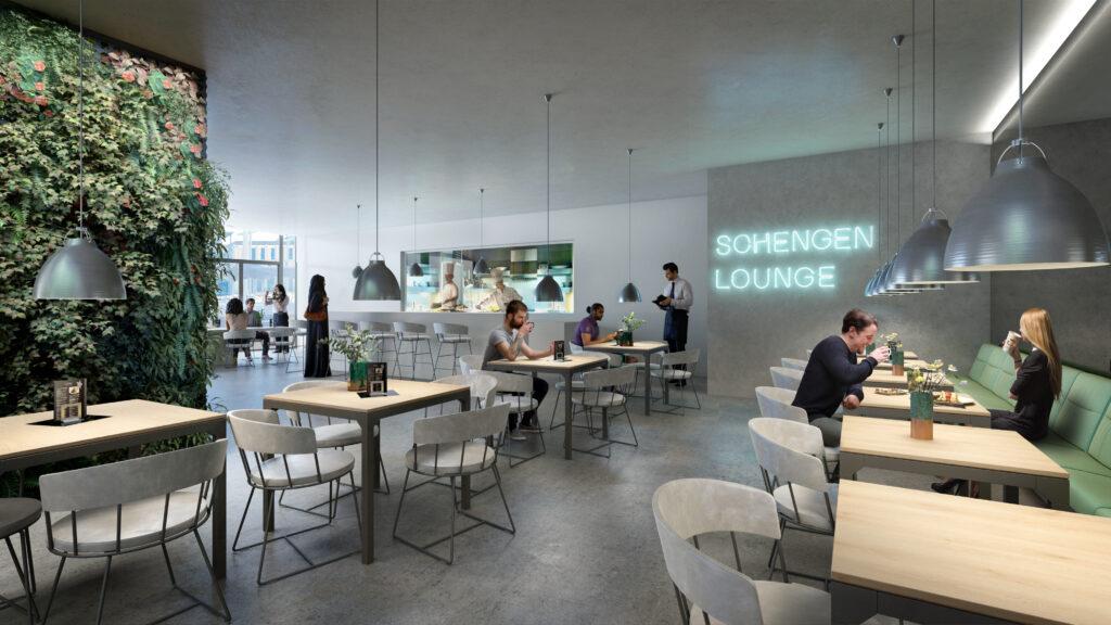 restaurant schengen loung luxembourg pavilion expo 2020 dubai